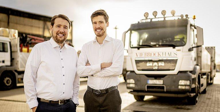 Dirk und Lars Viebrock Copyright: