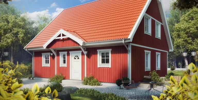 Villa Hanna Knudsen Copyright: Aladomo Schwedenhaus