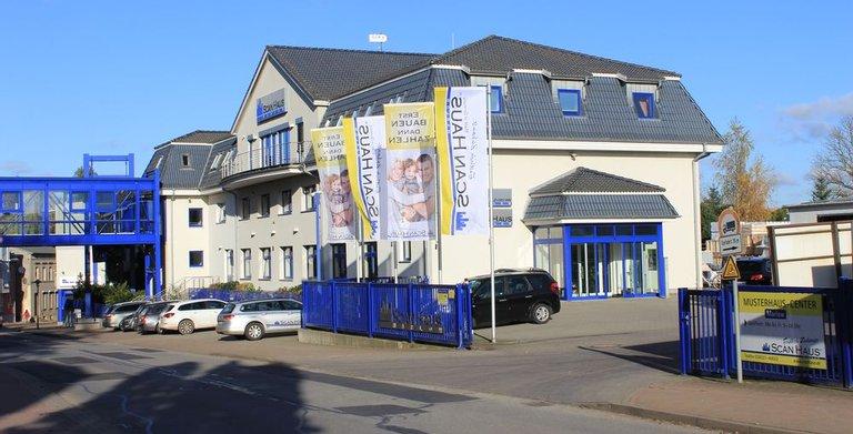 Verwaltungsgebäude ScanHaus Marlow