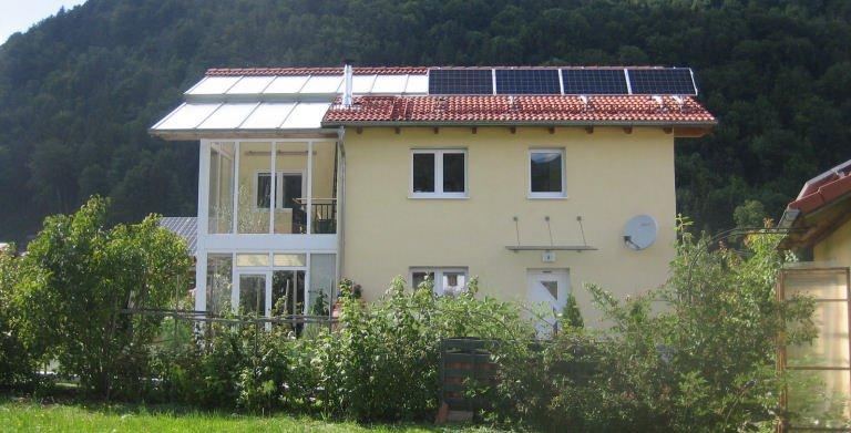 "Kundenhaus ""Kuftstein"" Copyright: Bio-Solar-Haus"