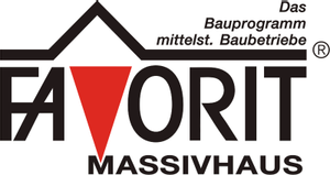 Logo FAVORIT MASSIVHAUS GmbH & Co. KG