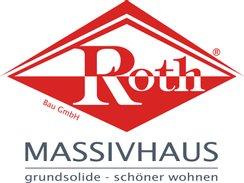 Logo Bau- GmbH Roth