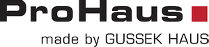 Logo ProHaus made by Gussek-Haus Franz Gussek GmbH & Co. KG