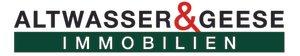 Logo: ALTWASSER & GEESE IMMOBILIEN GbR Dirk Altwasser und Wolfgang Geese
