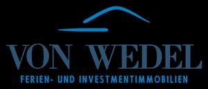 Logo von VON WEDEL Ferien- und Investmentimmobilien