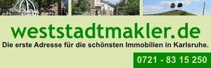 Logo: weststadtmakler.de , Inh. Martin Burkard