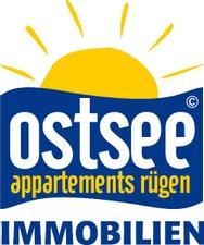 Logo von Ostseeappartements Rügen Vermarktungs-GmbH & Co. KG