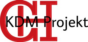 Logo: KDM Projekt AG