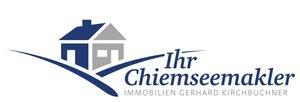 Logo: Ihr Chiemseemakler Immobilien Gerhard Kirchbuchner