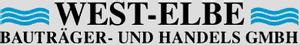 Logo: West-Elbe Bauträger- und Handels GmbH