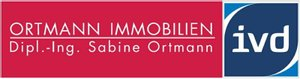 Logo von Ortmann Immobilien