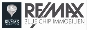 Logo von RE/MAX Blue Chip