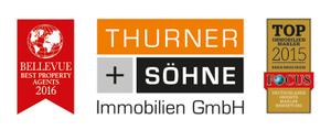 Logo: Thurner & Söhne Immobilien GmbH