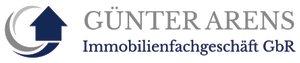 Logo: Günter Arens Immobilienfachgeschäft GbR, Günter Arens & Bernd Arens